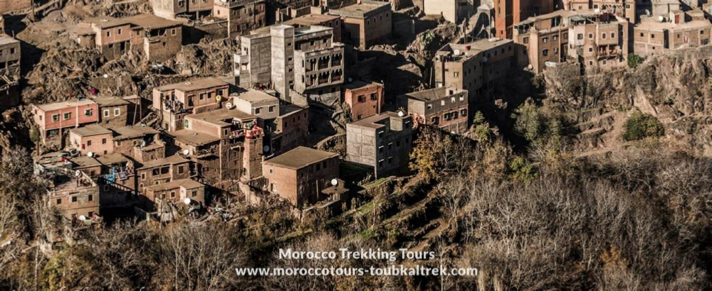 2 Days Berber villages trip from Marrakech