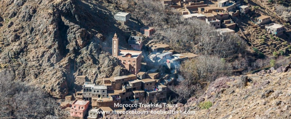 4 Day Berber villages private trek