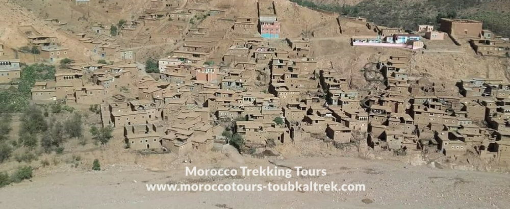 4 days Luxury Berber villages trek